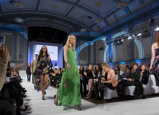 The VAMFF Fashion Weekend In Stonnington is ready for stylish take-off!